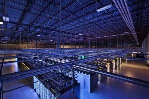 Visita virtual a los servidores de Google