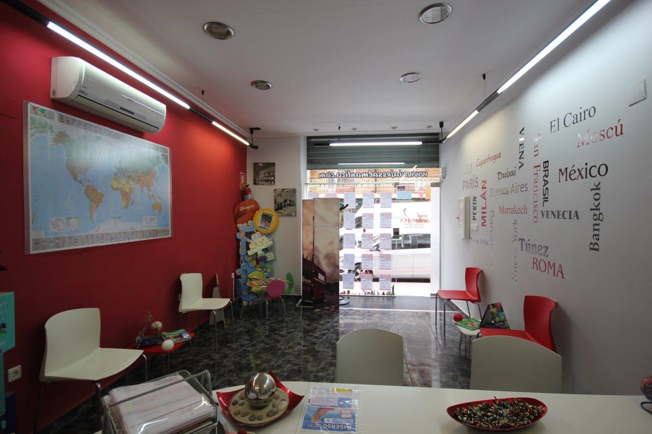 Foto: agencia de viajes en Salamanca: Salmantica. Interior por fotoeloy.com