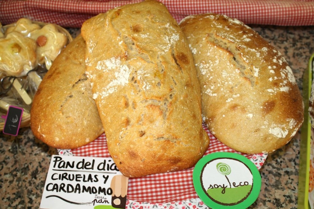 Foto: Panaderia en Salamanca: La casita de pan - ciruelas y cardamomo
