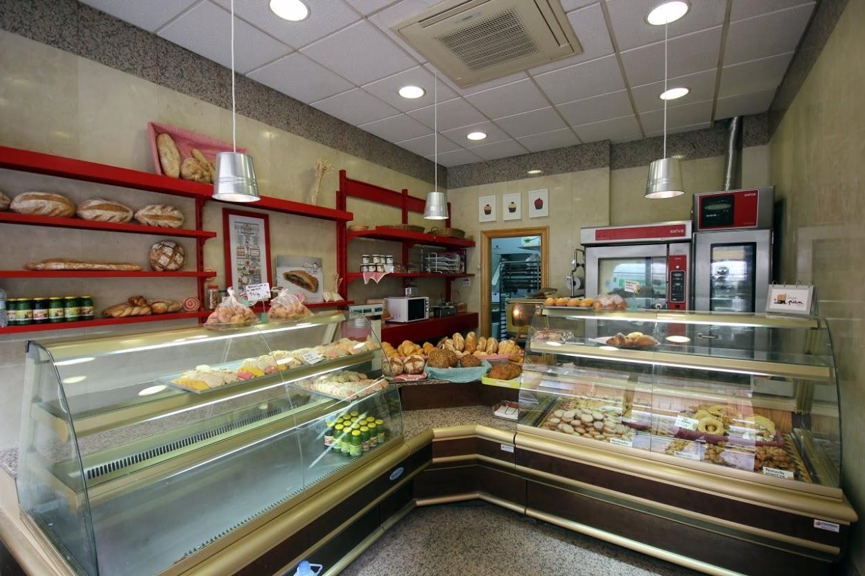 Foto: Panaderia en Salamanca La casita de pan - interior