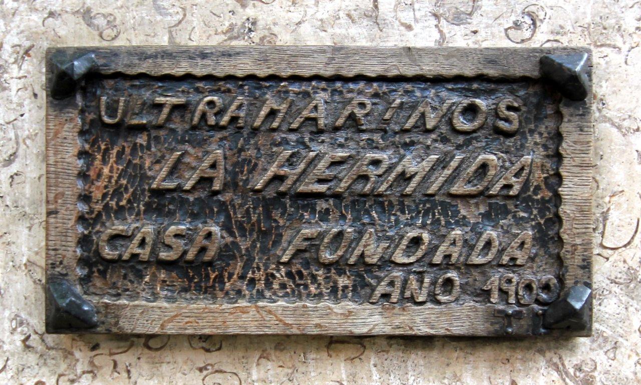 Foto: La tienda de Tomás, en Menéndez Pelayo
