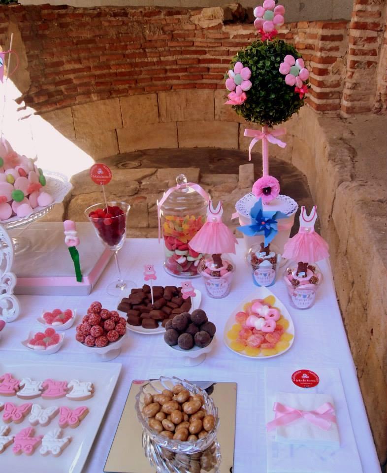 Foto: Candy Bar en Salamanca bautizo en hotel San Polo por Malakoss