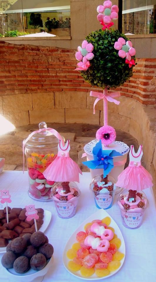 Foto: Candy Bar en Salamanca bautizo hotel San Polo por Malakoss
