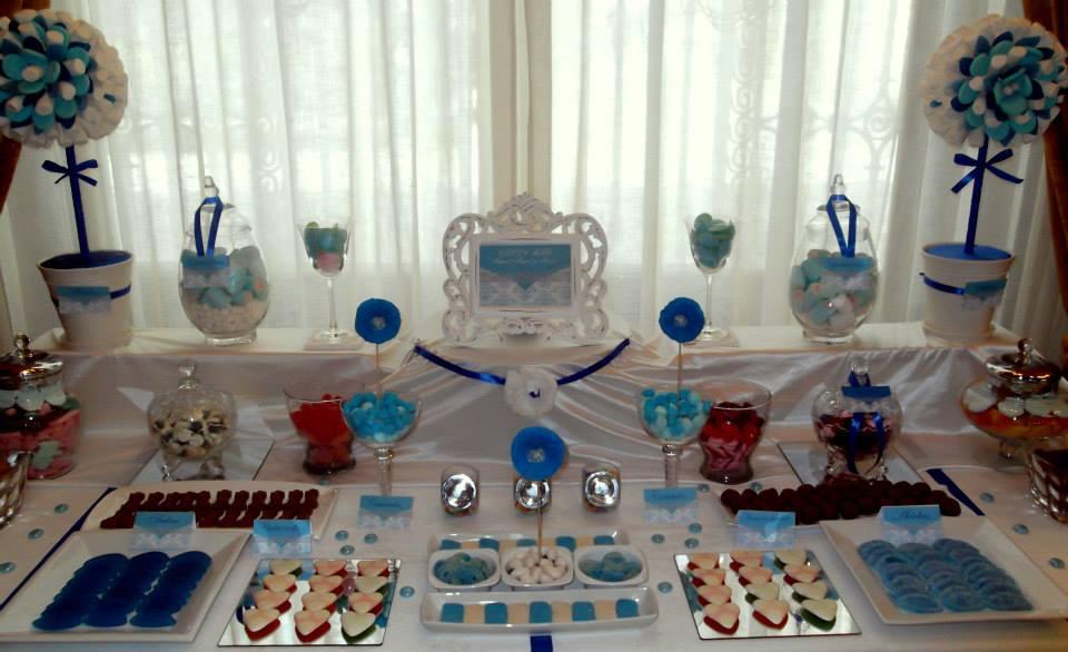 Foto: Candy Bar Salamanca boda hotel Palacio de Figueroa por Malakoss