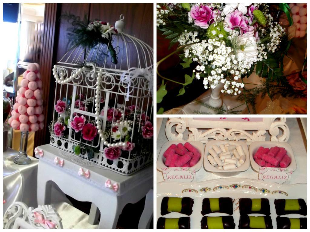 Foto: Candy Bar en Salamanca boda en hotel Regio por Malakoss