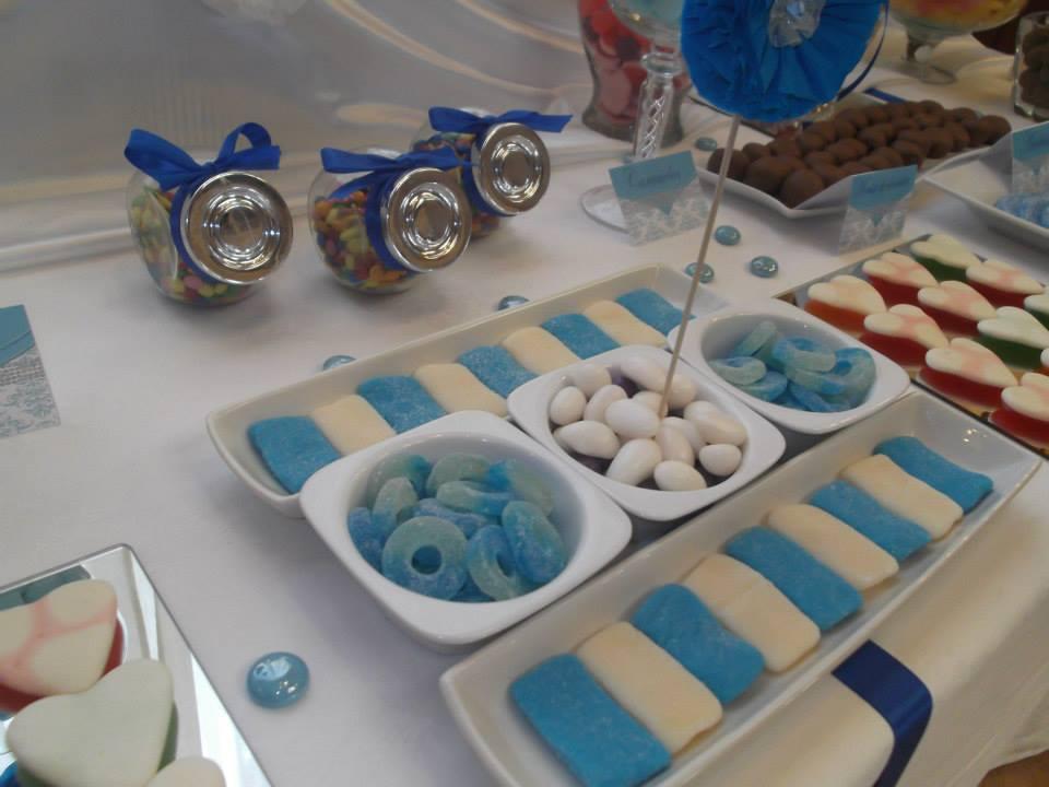 Foto: Candy Bar en Salamanca boda en hotel Palacio de Figueroa por Malakoss
