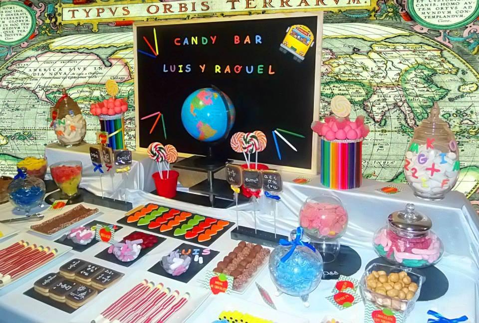 Foto: Candy Bar en Salamanca por Malakoss