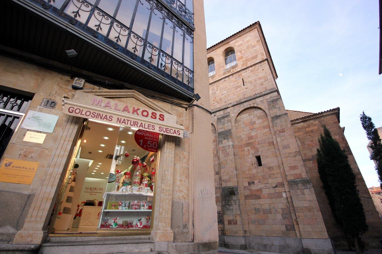 Candy bar en Salamanca: Malakoss te monta el buffet de golosinas