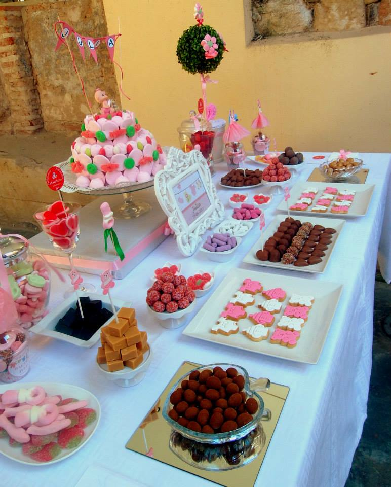 Foto: Candy Bar en Salamanca bautizo hotel San Polo Malakoss