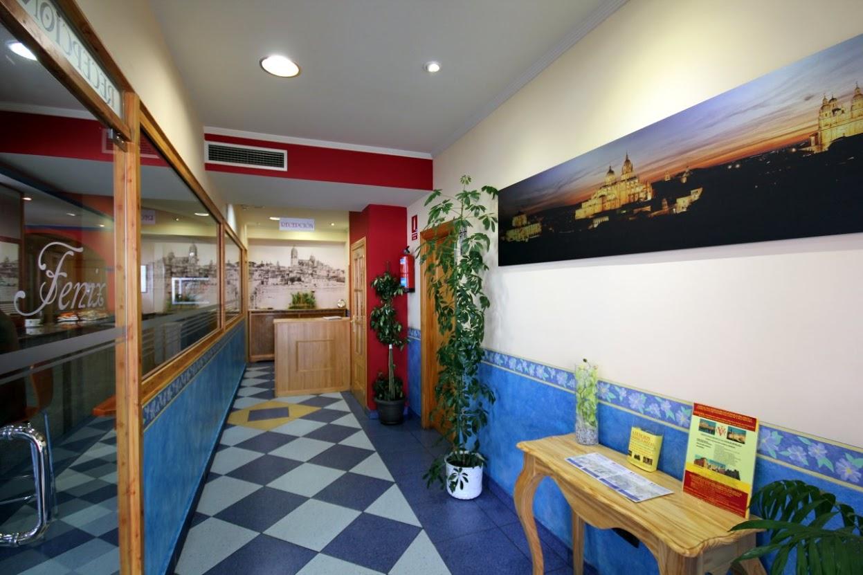 Foto: Hotel Fenix Salamanca, recepcion fotoeloy