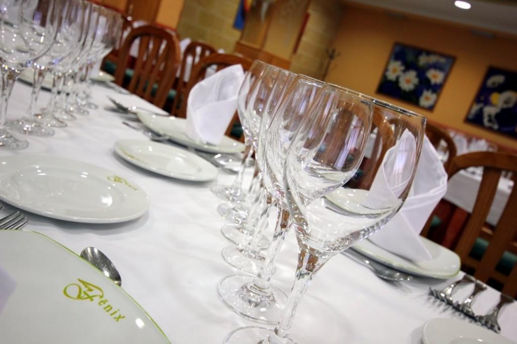 Foto: Hotel Fenix Salamanca, restaurante copas fotoeloy