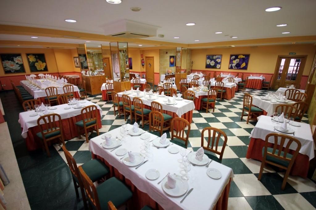 Foto: Hotel Fenix Salamanca, restaurante grande fotoeloy