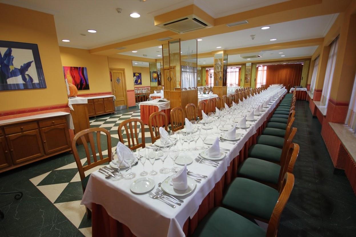 Foto: Hotel Fenix Salamanca, restaurante para boda fotoeloy