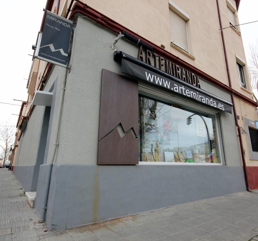 Arte Miranda Bellas Artes Manualidades Salamanca exterior