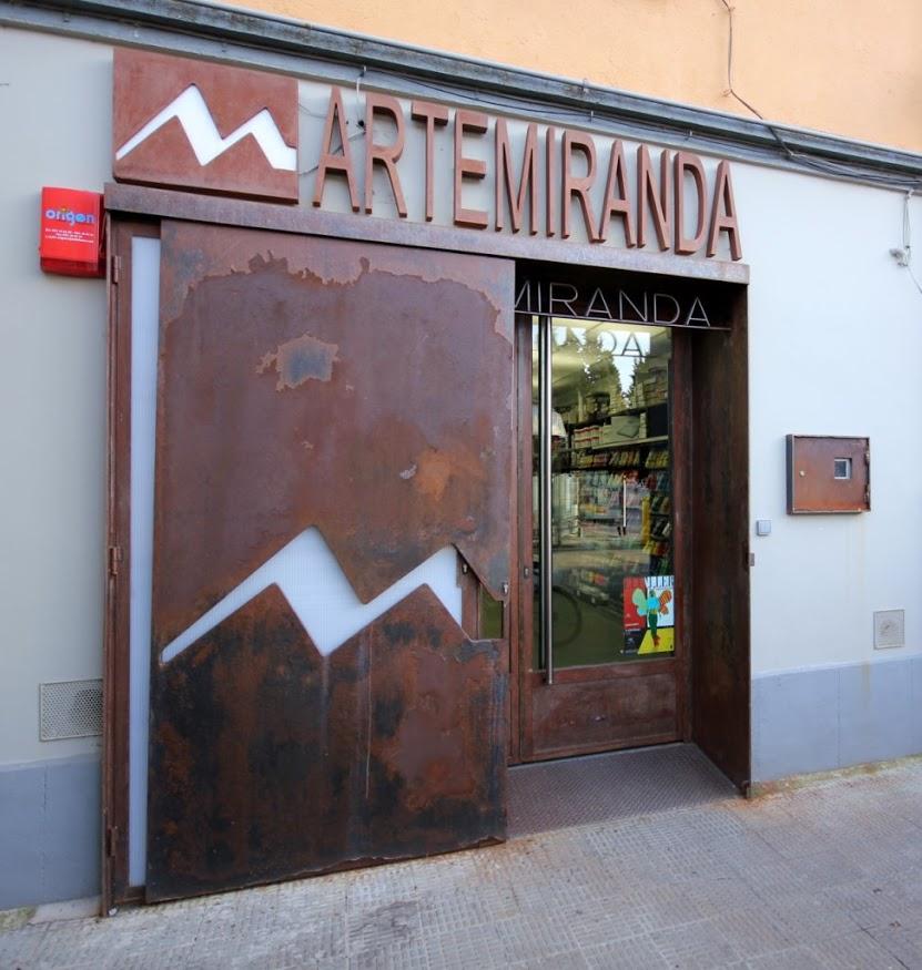 Arte Miranda Bellas Artes Salamanca exterior