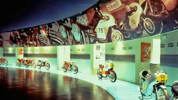 Entra gratis al museo Ducati gracias a Google
