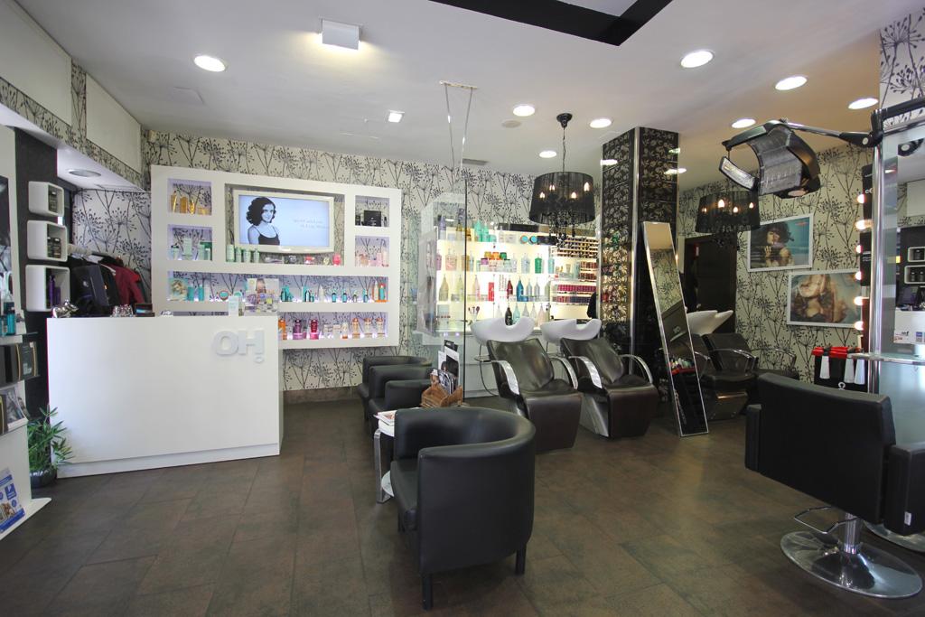Foto: peluqueria en Salamanca OH! Peluqueros interior