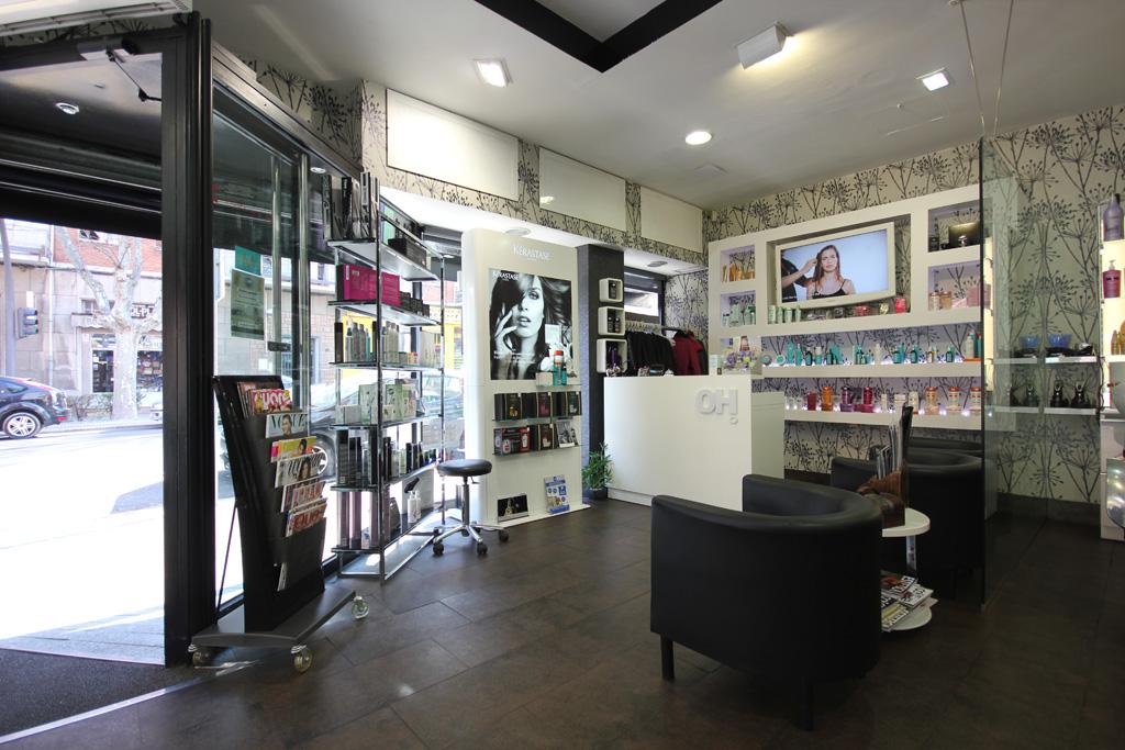 Foto: peluqueria en Salamanca OH! Peluqueros interior 2