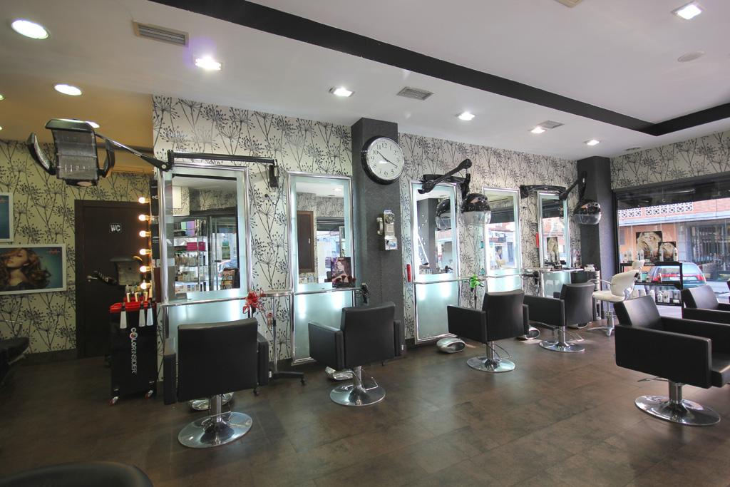 Foto: peluqueria en Salamanca OH! Peluqueros interior 3