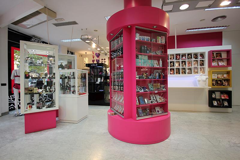 Foto: Sexshop en Salamanca: Sexbijoux (boutique erótica)